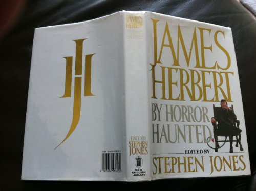 By Horror Haunted Edited by Stephen Jones