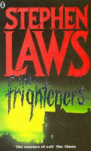 """FRIGHTENERS """"THE"""" STEPHEN LAWS NPB By Stephen Laws"""