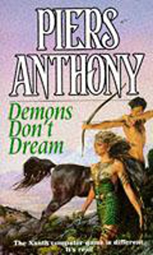 Demon's Don't Dream By Piers Anthony