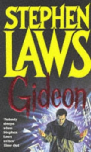 Gideon By Stephen Laws