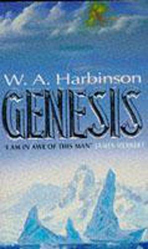 Projekt Saucer 3: Genesis By W.A. Harbinson