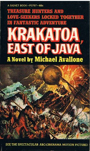 Krakatoa East of Java By Brenda Jackson