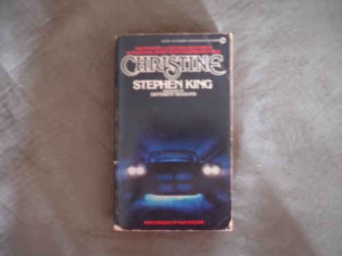 King Stephen : Christine (Movie Tie-in) By Stephen King