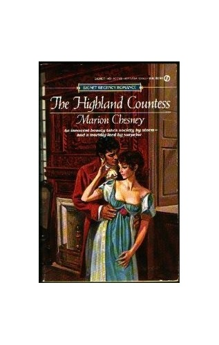 The Highland Countess By Marion Chesney