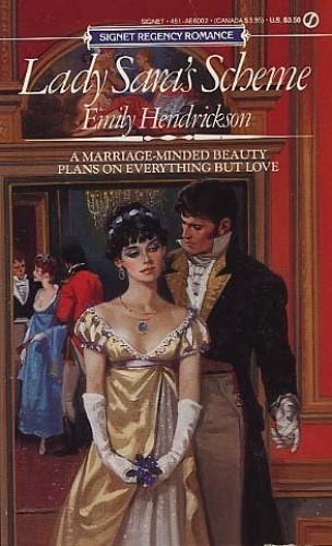 Lady Sara's Scheme By Emily Hendrickson
