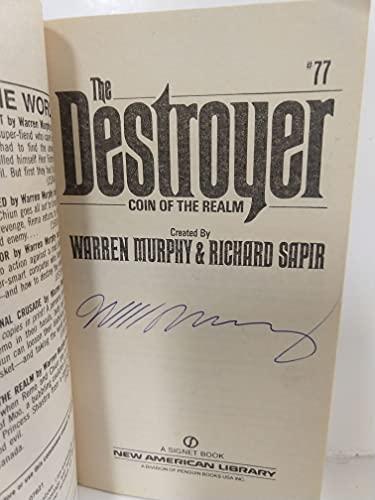 The Destroyer 77 By Richard Sapir