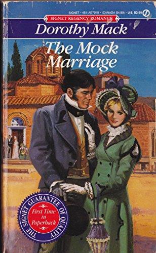 Mack Dorothy : Mock Marriage By Dorothy Mack