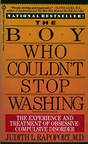 The Boy Who Couldn't Stop Washing von Judith L. Rapoport