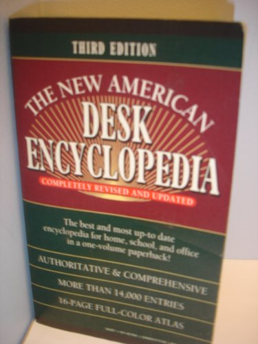 The New American Desk Encyclopedia (Third Edition)