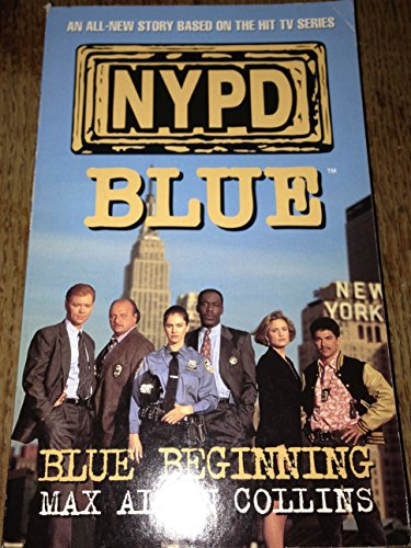 NYPD Blue By Max Allan Collins