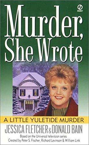 A Little Yuletide Murder By Jessica Fletcher