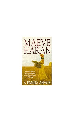 A Family Affair By Maeve Haran