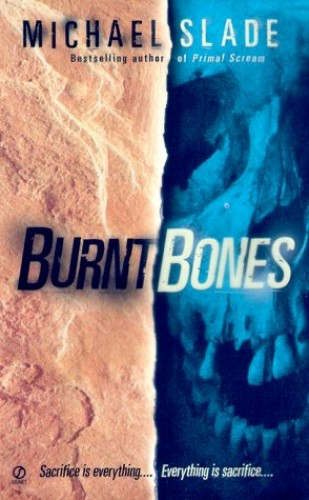 Burnt Bones By Michael Slade
