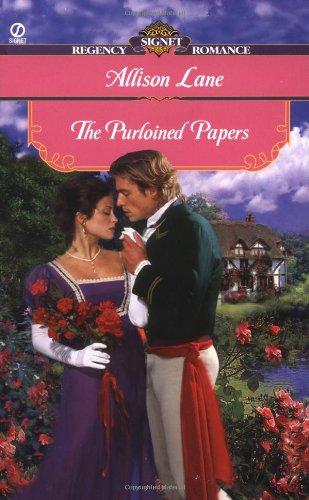 Purloined Papers By Allison Lane