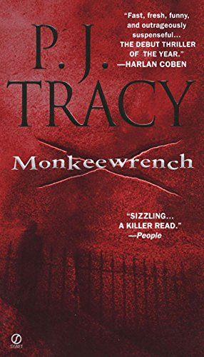 Monkeewrench By P. J Tracy