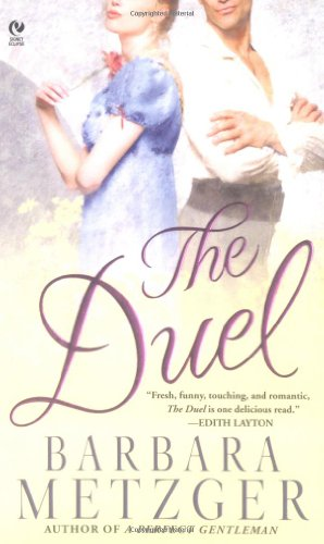 The Duel (Signet Eclipse) By Barbara Metzger