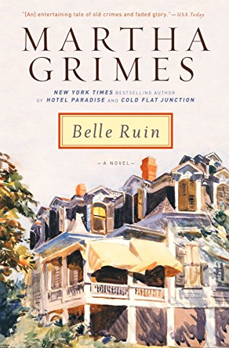 Belle Ruin By Martha Grimes