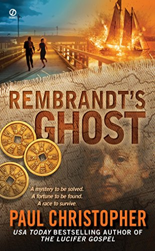 Rembrandt's Ghost By Paul Christopher (Berkshire School)
