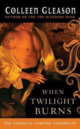 When Twilight Burns By Colleen Gleason