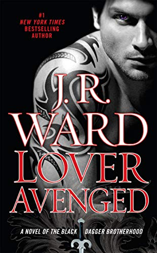 Lover Avenged By J R Ward