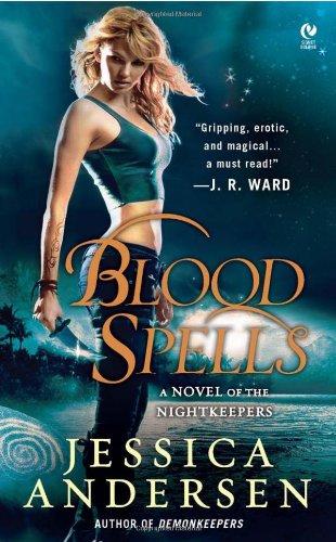 Blood Spells By Jessica Andersen
