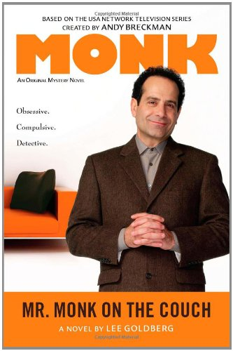 Mr. Monk On The Couch By Lee Goldberg
