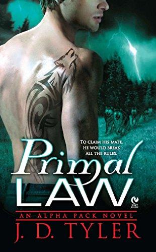 Primal Law (Signet Eclipse) By J. D. Tyler