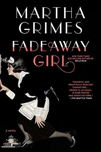 Fadeaway Girl By Martha Grimes