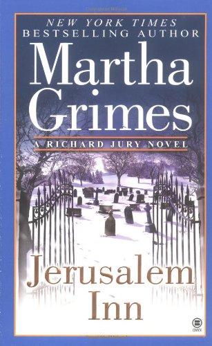 Jerusalem Inn By Martha Grimes