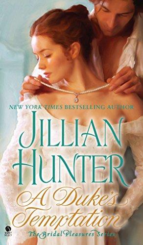 A Duke's Temptation By Jillian Hunter