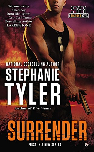 Surrender: A Section 8 Novel Book 1 By Stephanie Tyler