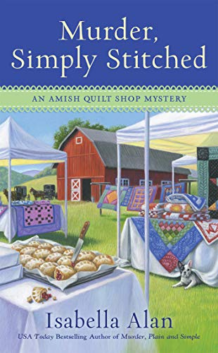 Murder, Simply Stitched By Isabella Alan