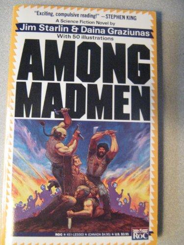 Starlin & Graziunas : among Madmen By Jim Starlin