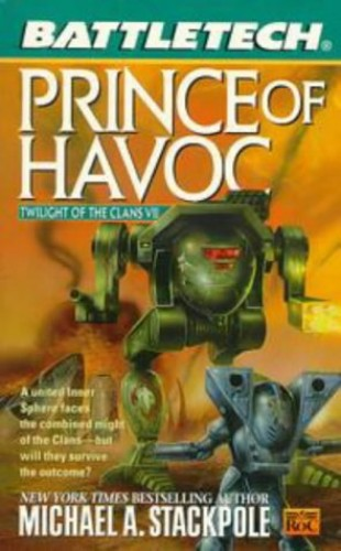 Prince of Havoc By Michael A. Stackpole