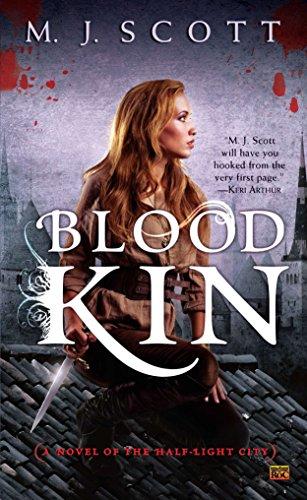 Blood Kin By M. J. Scott