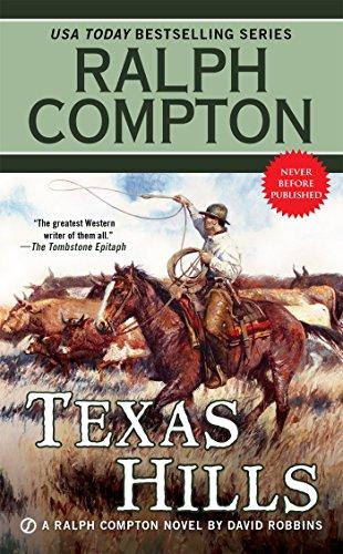 Texas Hills By Ralph Compton