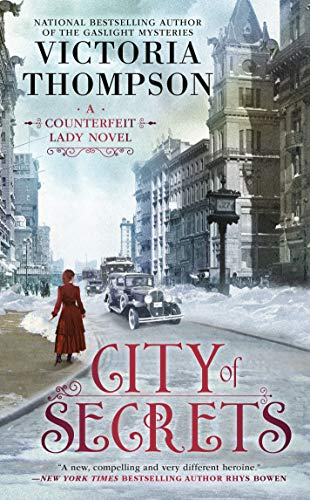City Of Secrets By Victoria Thompson