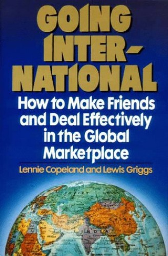 Copeland & Griggs : Going International By Lennie Copeland