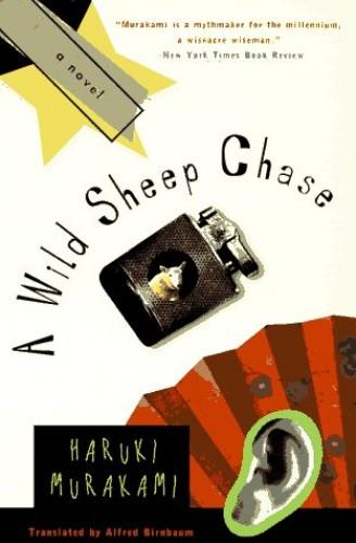 A Wild Sheep Chase By Murakami Haruki