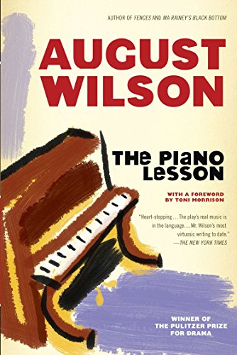 The Piano Lesson By Wilson August