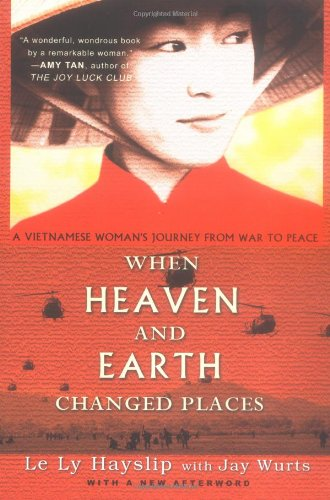 When Heaven And Earth Changed Places (Tie-in) By Jay Wurts