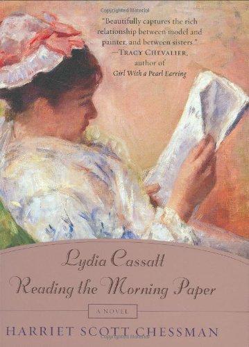 Lydia Cassatt Reading the Morning Paper By Harriet Scott Chessman