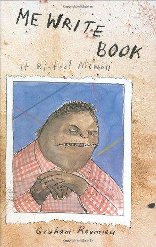 Me Write Book By Graham Roumieu