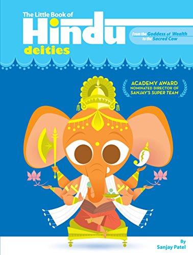 The Little Book Of Hindu Deities von Sanjay Patel