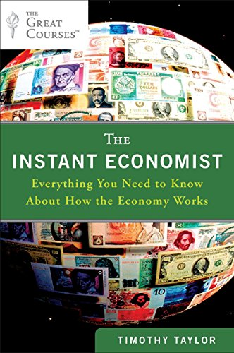 The Instant Economist By Timothy Taylor