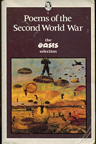 Poems of the Second World War By Victor Selwyn