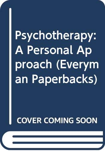 Psychotherapy By D.J. Smail