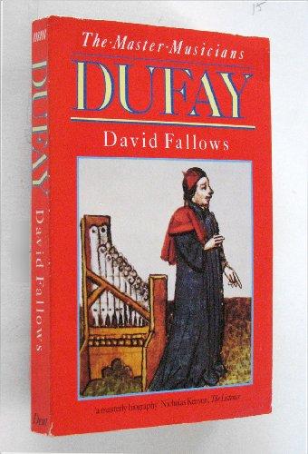 Dufay By David Fallows
