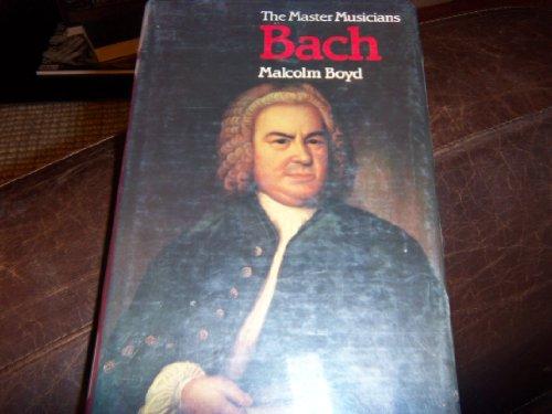 Bach By Malcolm Boyd