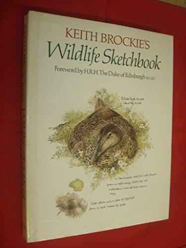 Wild Life Sketchbook By Keith Brockie